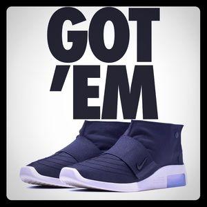 Nike x Fear of God moccasins